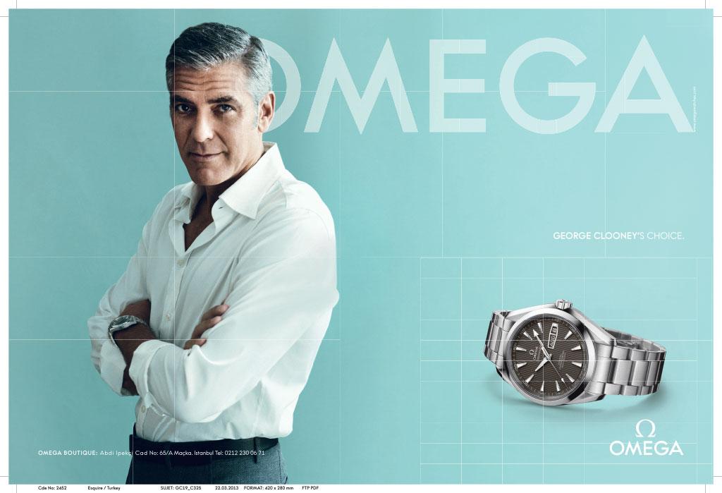 Omega Esquire Ad 1