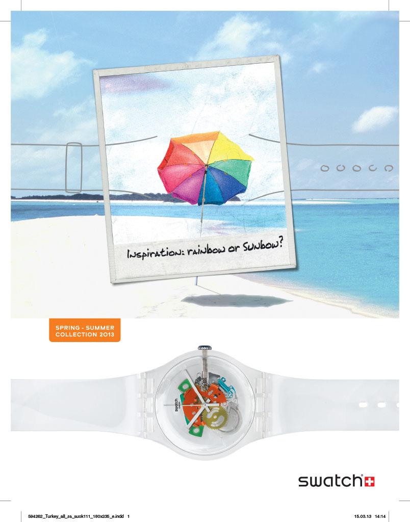 Swatch Turkey Ad 1 1