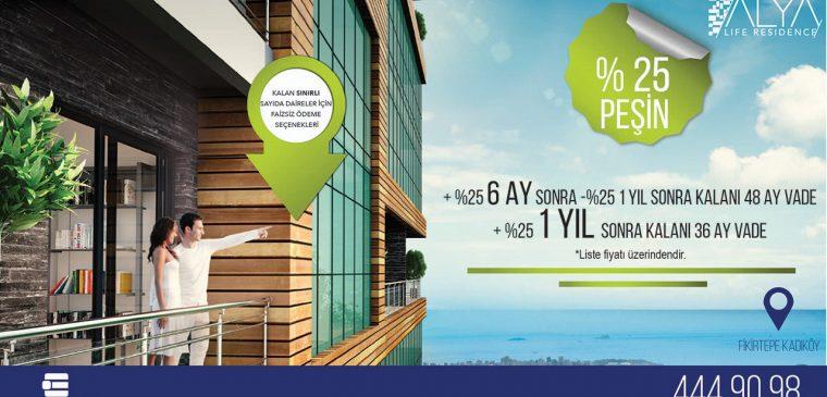 Ekşioğlu - Alya Life Residence 3