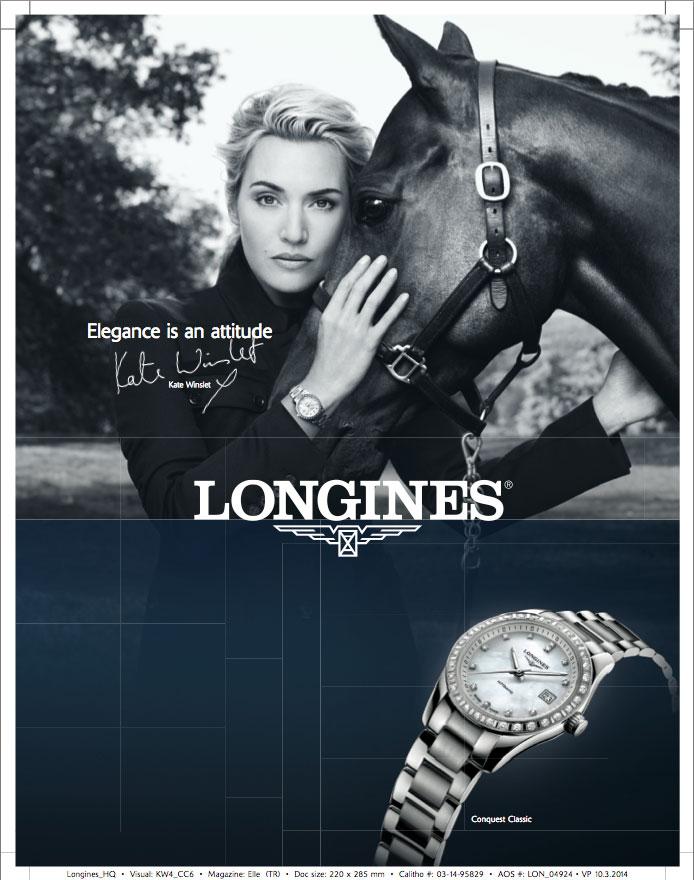 Longines Ad 5