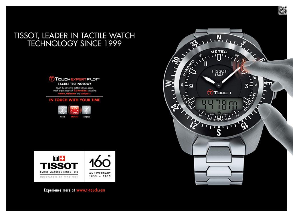 Tissot Print Ads 1