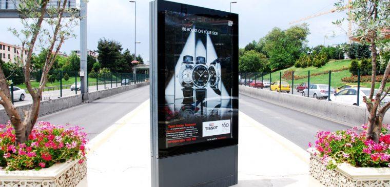 Tissot Outdoor Ad 5